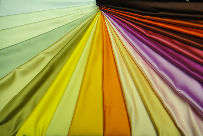 Duchess Satin Fabric ITALIAN MADE Material In Over 40 Colours HIGH